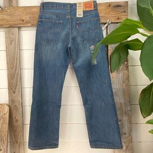 Levi's 550 NWT Relaxed Jeans